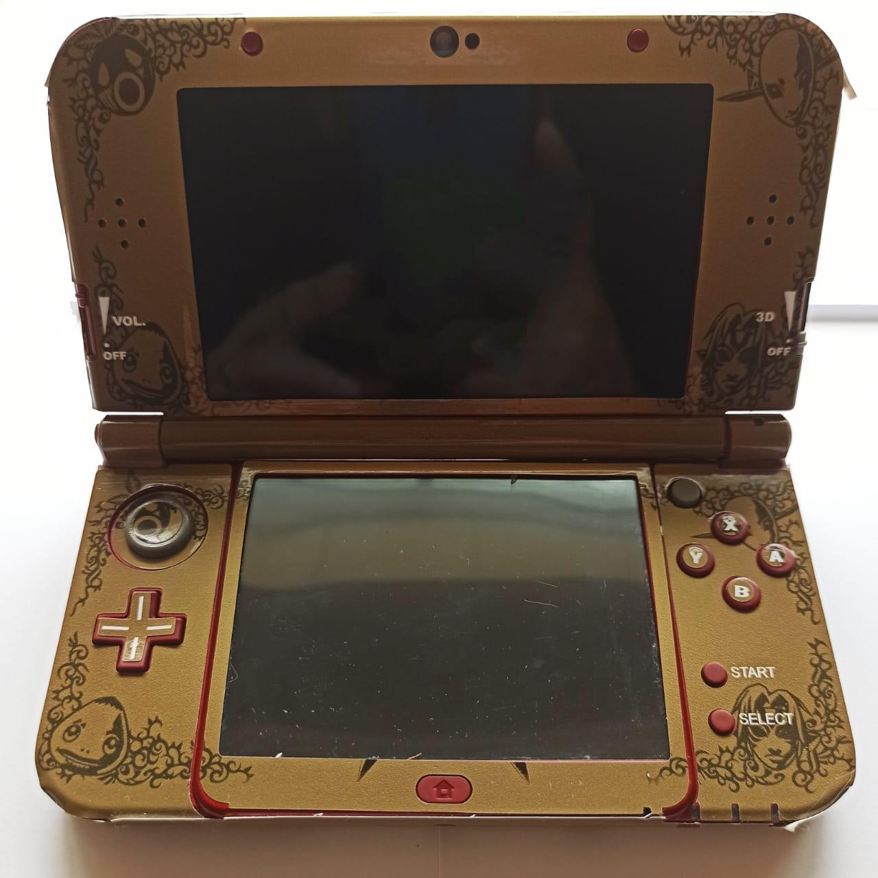 Console Nintendo 3DS New XL - USADO
