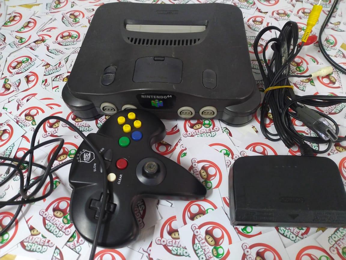 Console Nintendo 64 - USADO