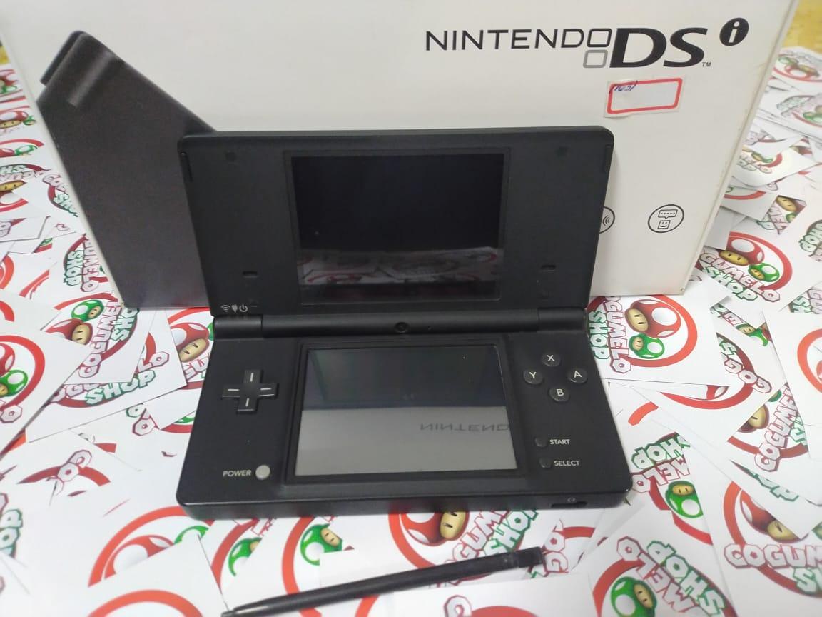 Console Nintendo DSi Black - USADO
