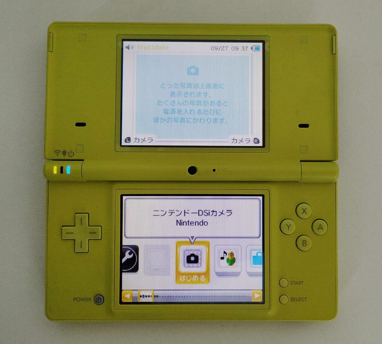 Console Nintendo Dsi - JAPONÊS - Usado