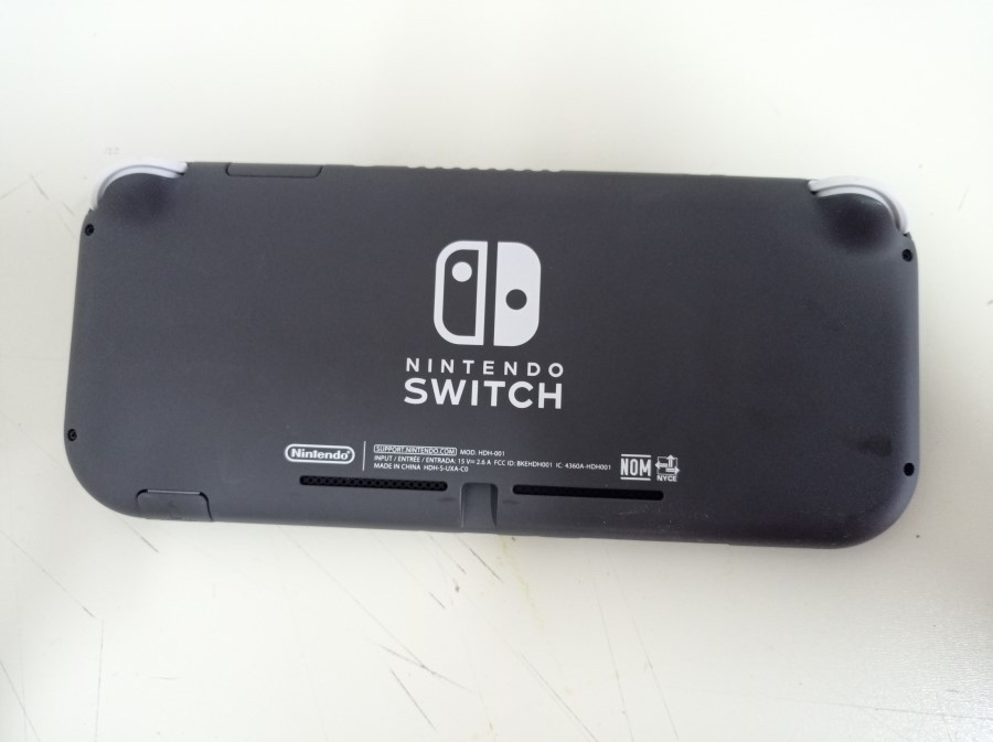 Console Nintendo Switch Lite Cinza - USADO - Nintendo Switch