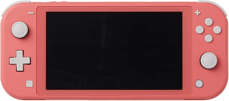 Console Nintendo Switch Lite - Coral - 32GB