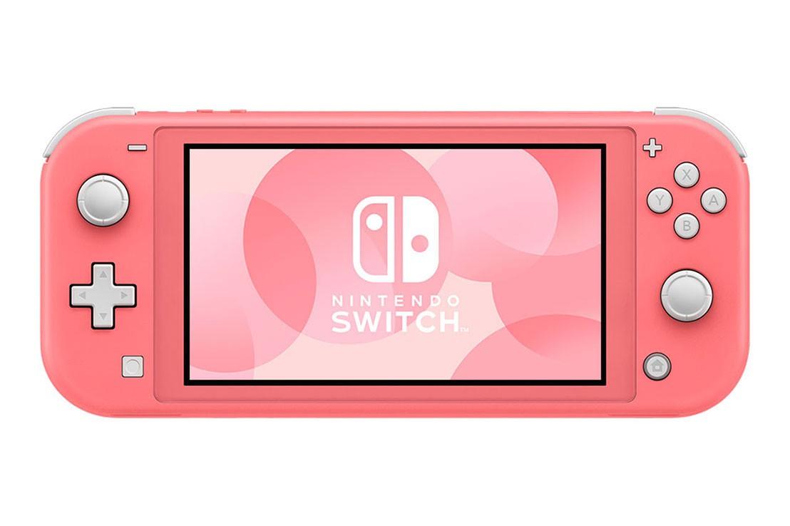 Console Nintendo Switch Lite 32GB - Coral - PAGAMOS SEU FRETE
