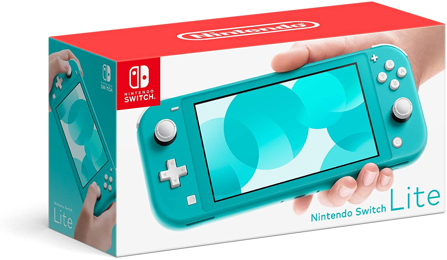 Console Nintendo Switch Lite - Turquesa  - 32GB