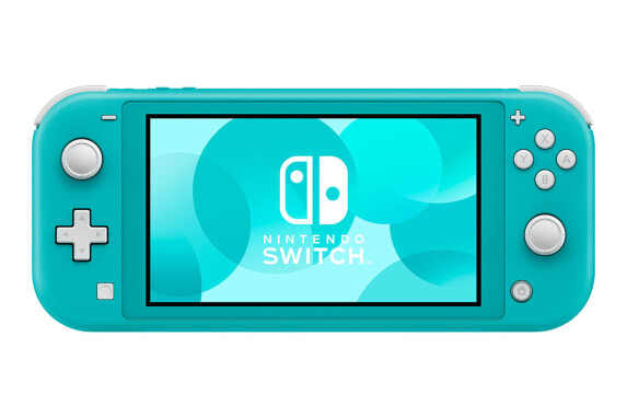 Console Nintendo Switch Lite - Turquesa - 32GB - Versão Nacional