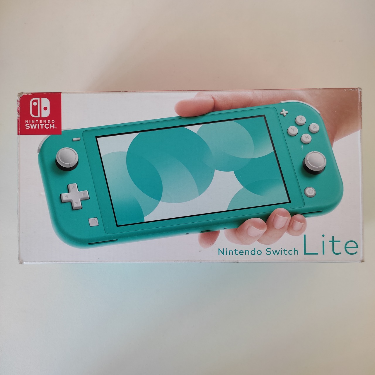 Console Nintendo Switch Lite - Turquesa - Usado