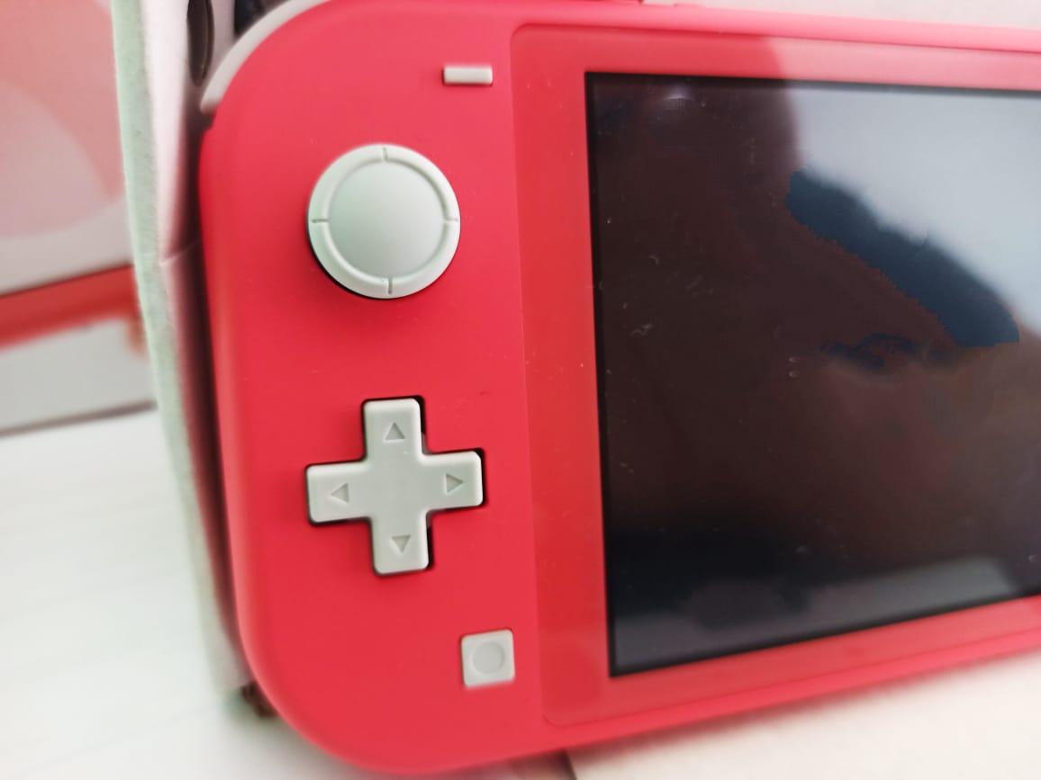 Console Nintendo Switch Lite - USADO - Coral