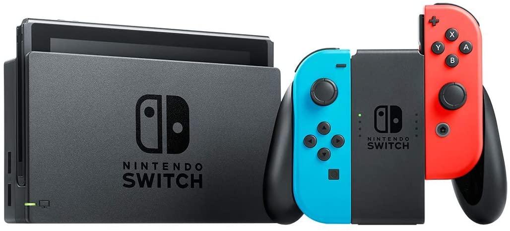 Console Nintendo Switch Neon - Nova Edição + Fortnite