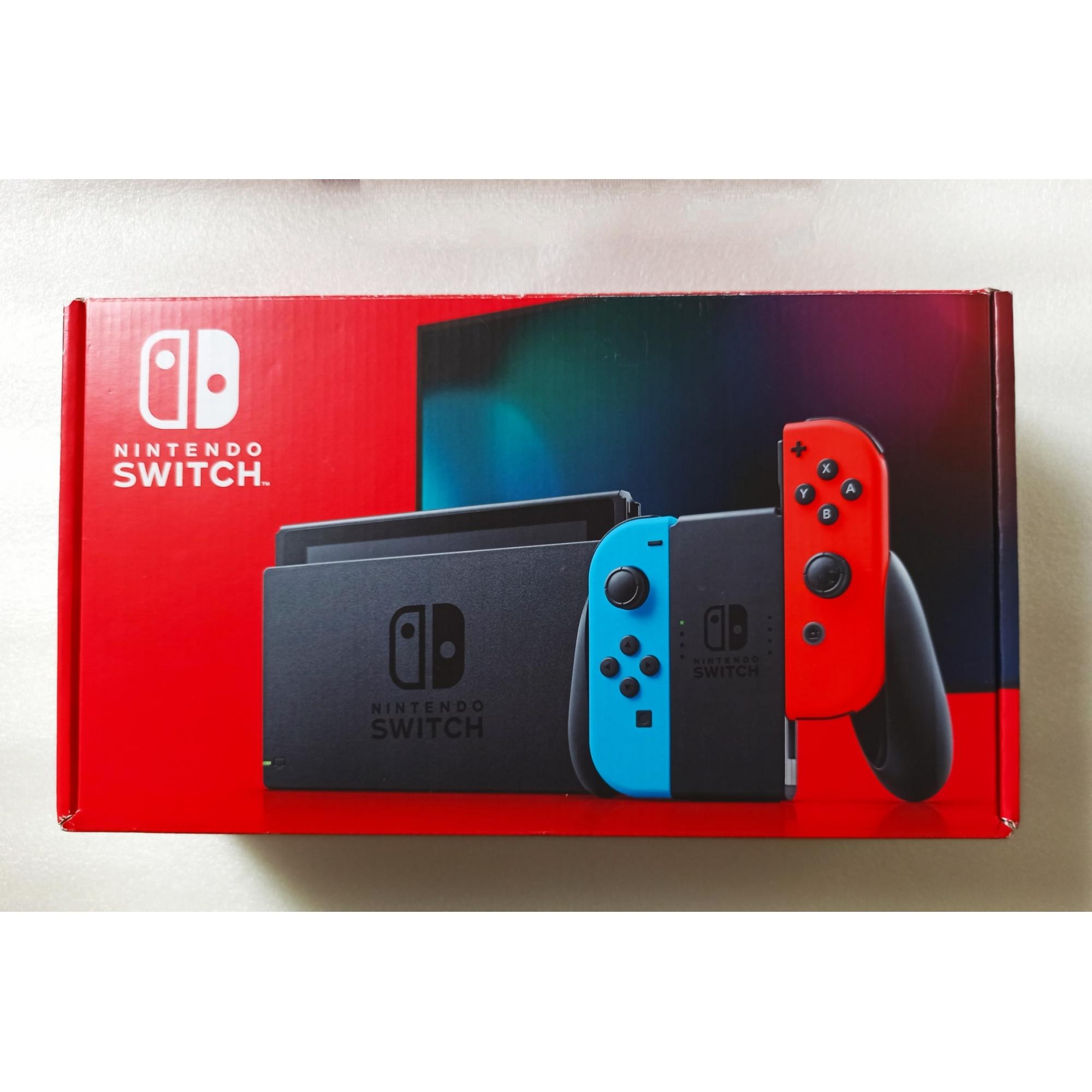 Console Nintendo Switch Neon - USADO - Versão 2