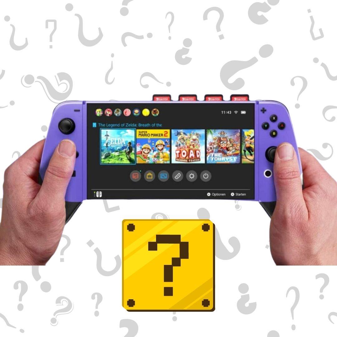 Console Nintendo Switch Pro (??) - LISTA DE ESPERA