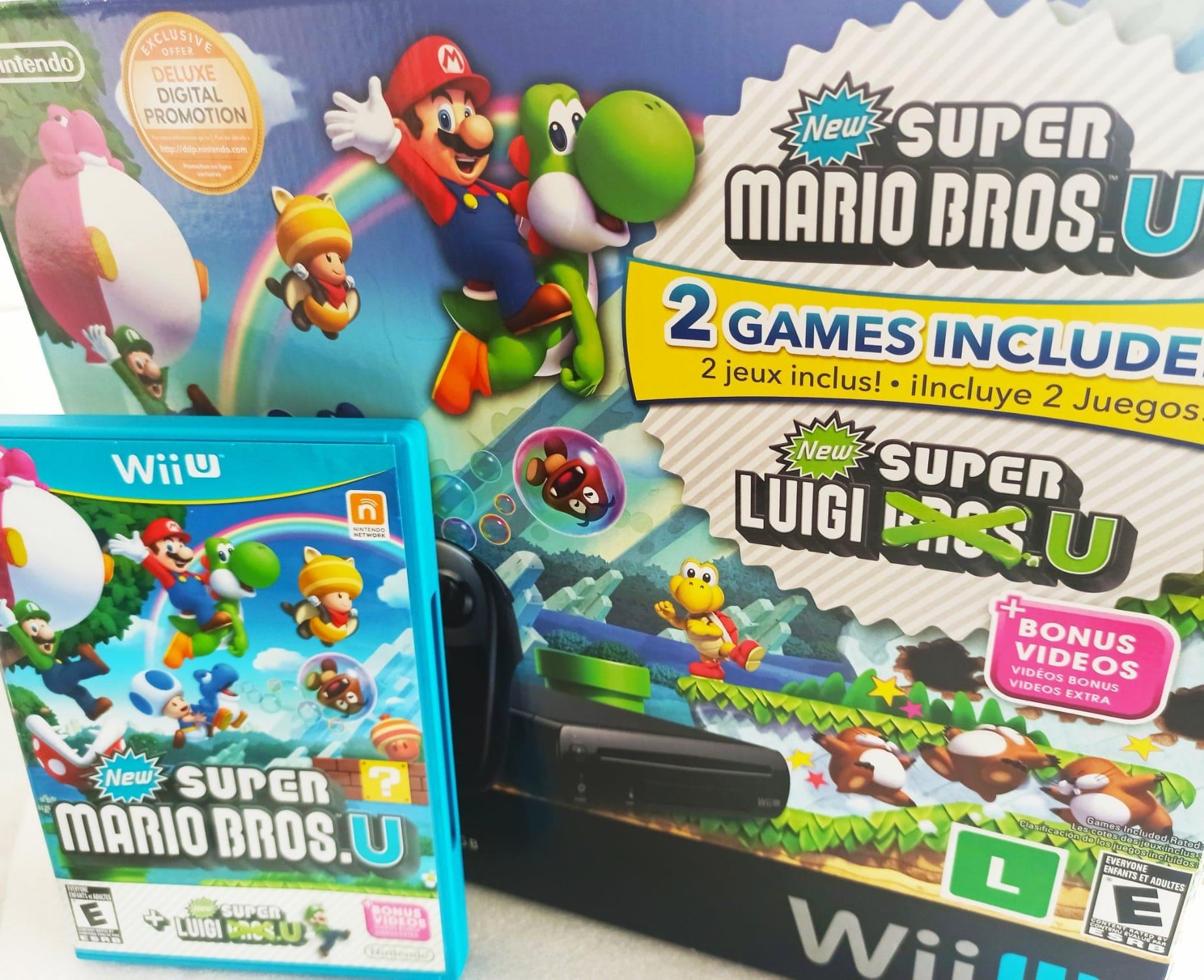 Console Nintendo Wii U - USADO