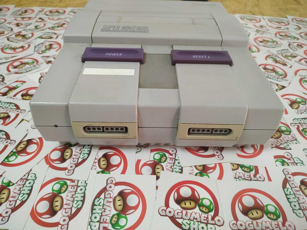 Console Super Nintendo SNS-001(JPN) - USADO
