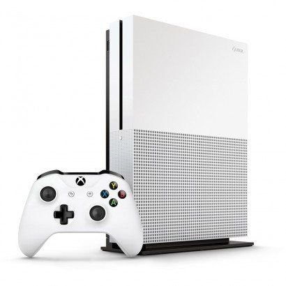 Console Xbox One S 1tb Slim 4k Branco - Lacrado