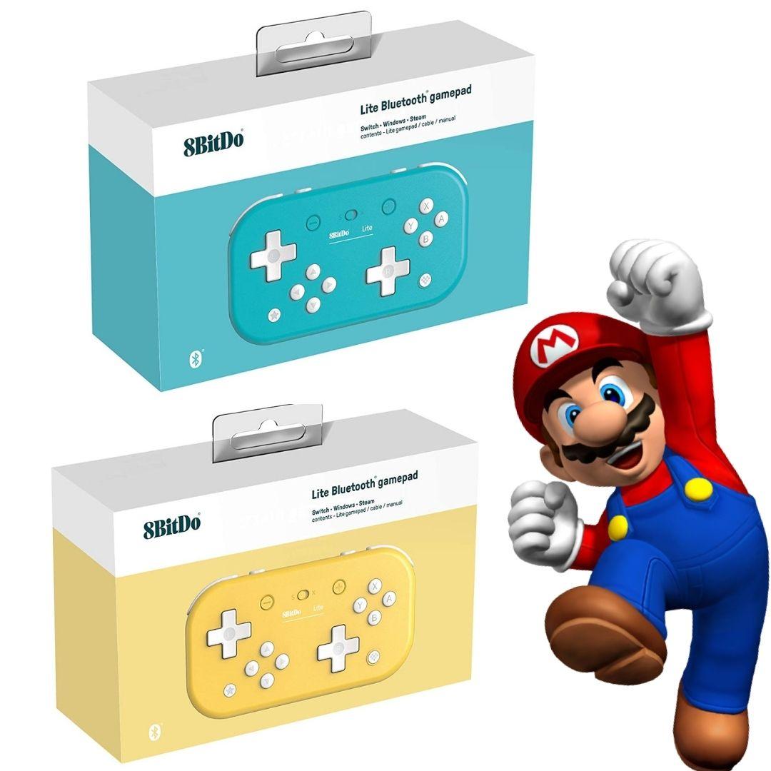 Controle 8BitDo Lite - Nintendo Switch - Pronta Entrega