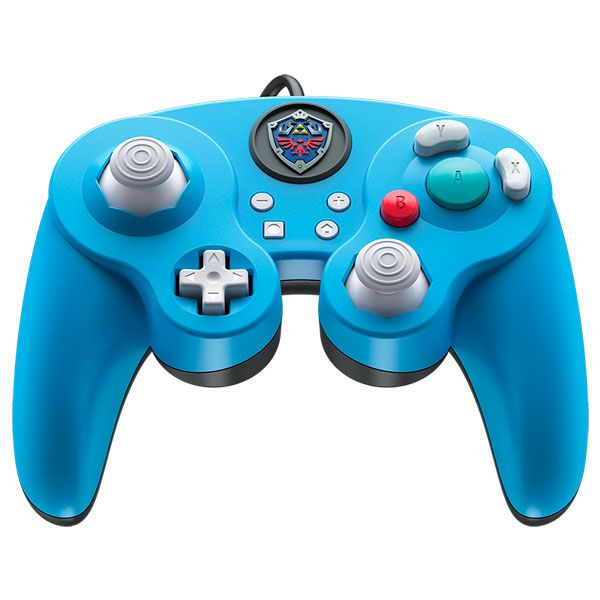Controle Battle Fight Pad Pro Pdp - Nintendo Switch