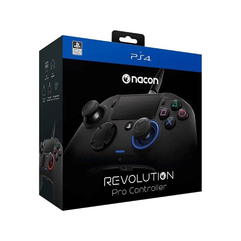 Controle Elite Ps4 Nacon Revolution Pro Dualshock Oficial