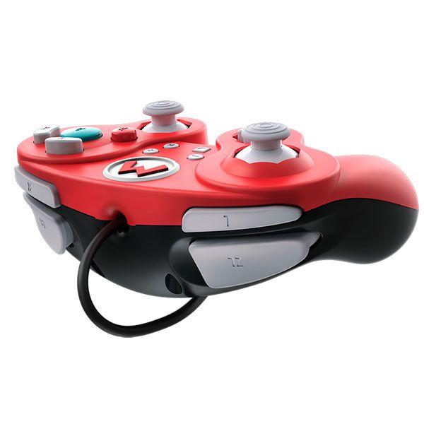 Controle Fight Pad Pro Mario PDP - Nintendo Switch
