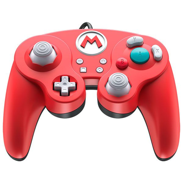 Controle Fight Pad Pro Mario PDP - Nintendo Switch