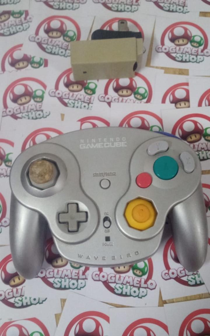 Controle Gamecube Wavebird - Nintendo GameCube