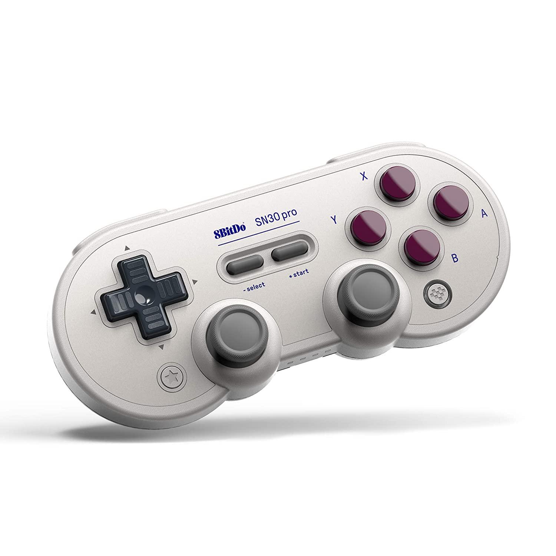 Controle Gamepad SN30 Pro 8BitDo Classic / SN - Nintendo Switch - Pronta Entrega