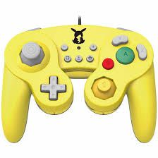 Controle Hori Battle Pad Pikachu - Nintendo Switch