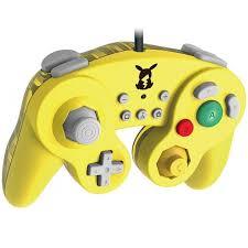 Controle Hori Battle Pad Pikachu - Nintendo Switch  - Cogumelo Shop