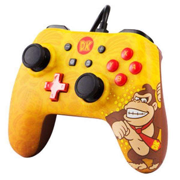 Controle Iconic: Donkey Kong Powera - Nintendo Switch