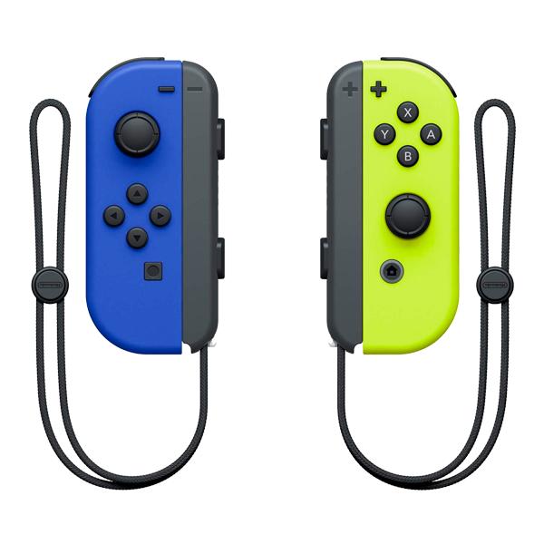 Controle joy-Con Azul / Amarelo - Nintendo Switch