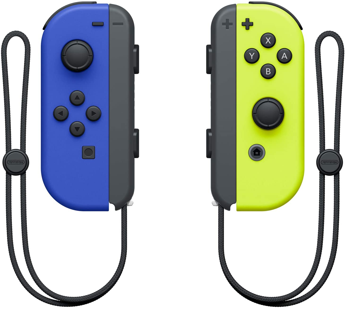 Controle Joy-Con Azul/Amarelo - Nintendo Switch