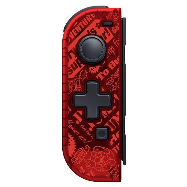 Controle Joy-Con D-PAD Mario Edition Hori - Nintendo Switch