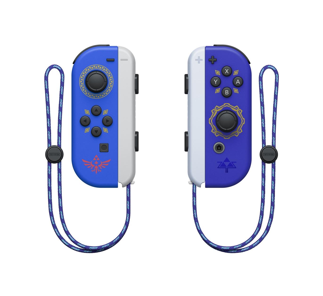 Controle Joy-Con - Zelda: Skyward Sword - Nintendo Switch - Pré Venda -  Envio Internacional - Frete Grátis