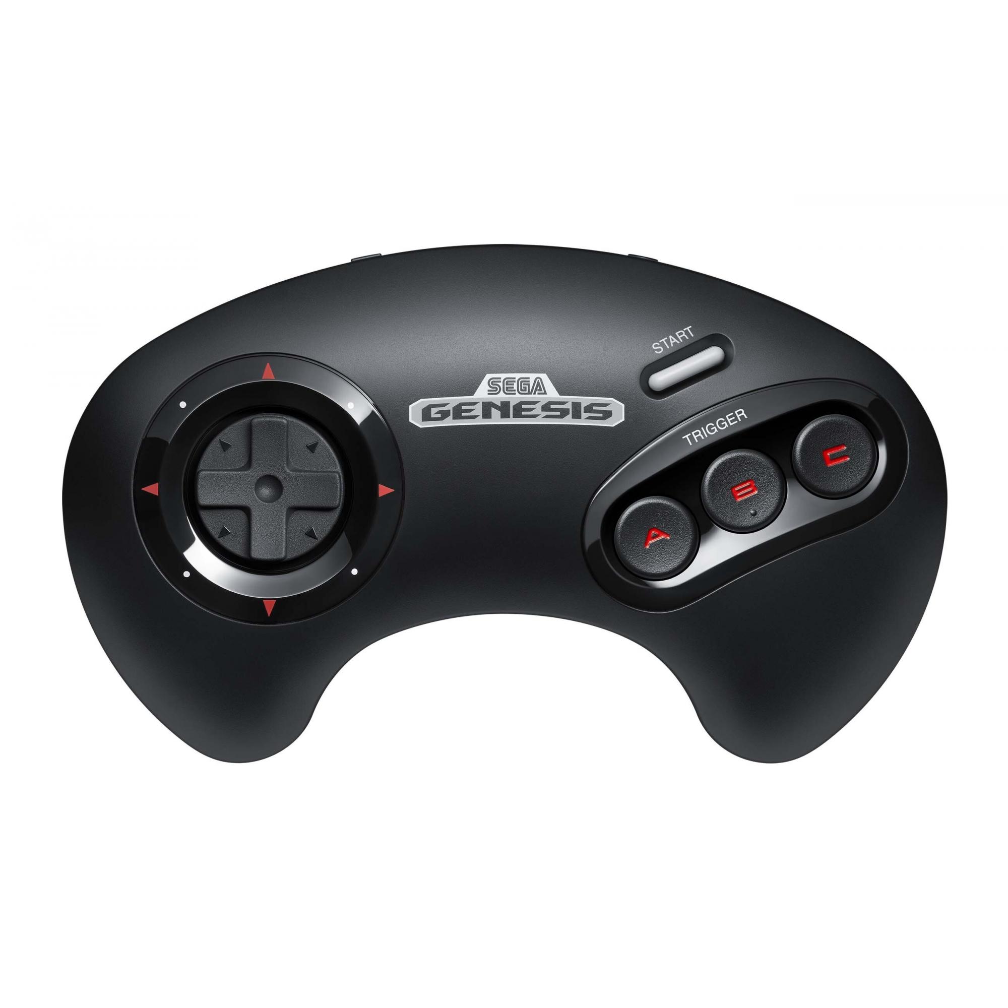 Controle Mega Drive Wireless - Nintendo Switch - Pré-venda - Lista de Espera