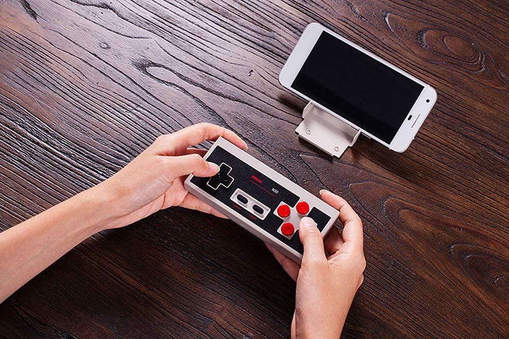 Controle N30 Gamepad Classic Bluetooth 8BitDo - Nintendo Switch - Envio Internacional - Frete Grátis