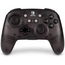 Controle Powera Enhanced Sem Fio Black Edition - Nintendo Switch