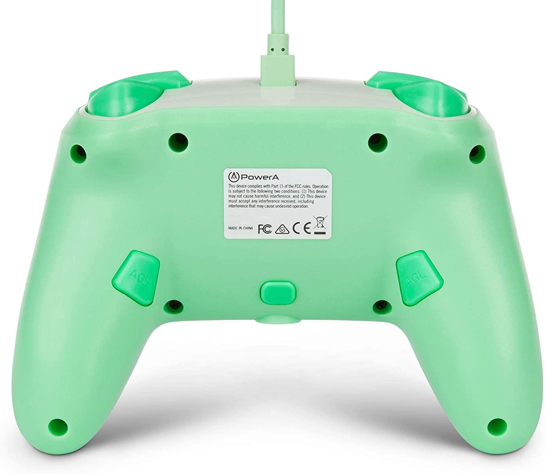 Controle PowerA Enhanced Wired - Animal Crossing: New Horizons  - Nintendo Switch