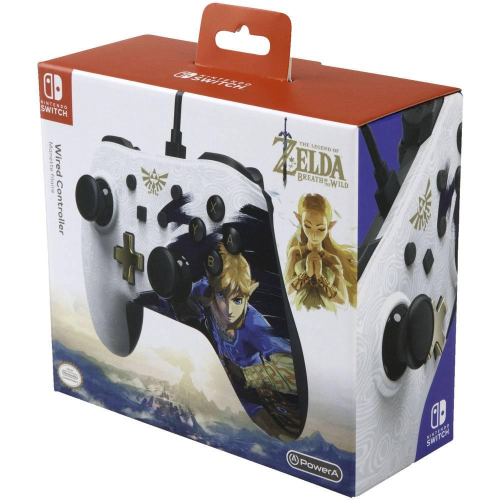 Controle Powera Link Nintendo Switch Novo Original