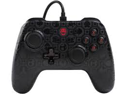 Controle Powera Wired Shadow Bowser - Nintendo Switch