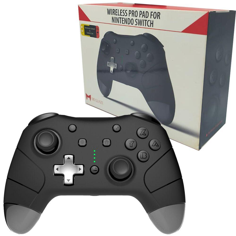 Controle Pro Pad sem Fio Meglaze - Nintendo Switch