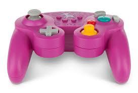 Controle Sem Fio Game Cube Espeon - Nintendo Switch