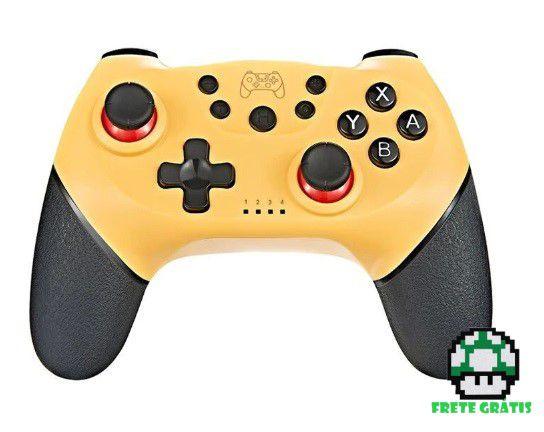 Controle Sem Fio Para Switch - Nintendo Switch - Envio Internacional - Frete Grátis