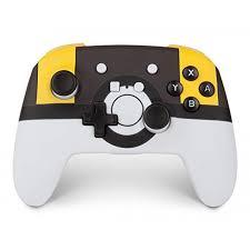 Controle Sem Fio Powera Enhanced  Ultra Ball - Nintendo Switch