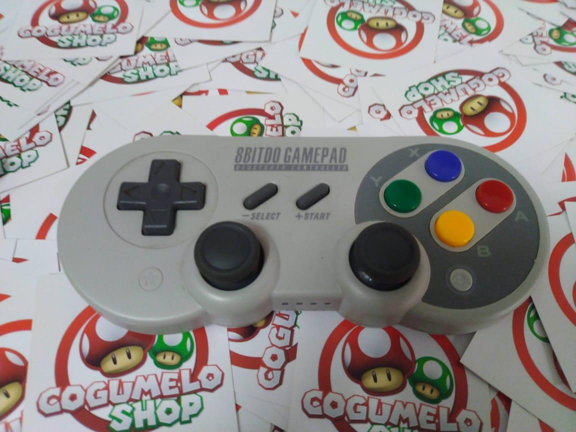 Controle SF30 Pro 8BitDo - USADO - Nintendo Switch