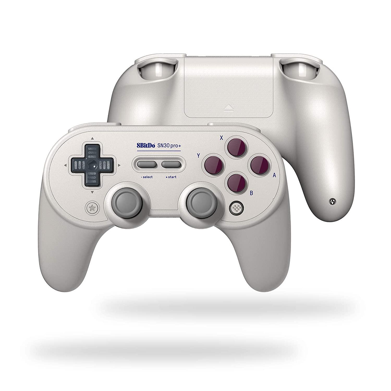Controle SN30 Pro+ 8BitDo (Classic Edition) - Nintendo Switch - Pronta Entrega