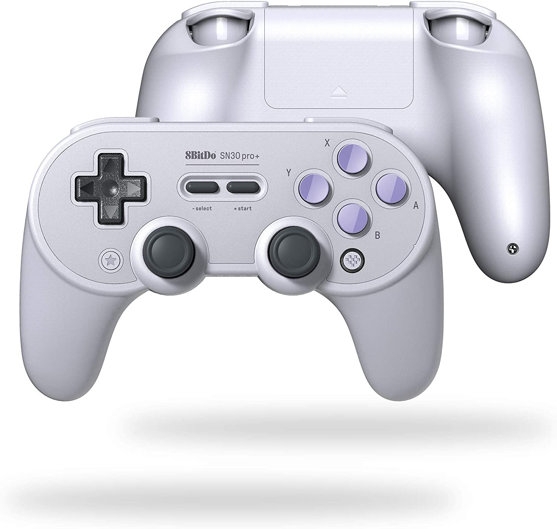 Controle SN30 Pro+ 8BitDo - SN Edition - Nintendo Switch - Pronta Entrega
