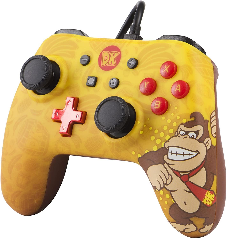 Controle Wired Donkey Kong (Envio Internacional) - Nintendo Switch