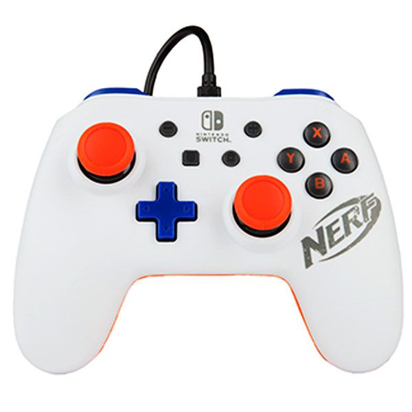 Controle Wired Nerf Powera - Nintendo Switch
