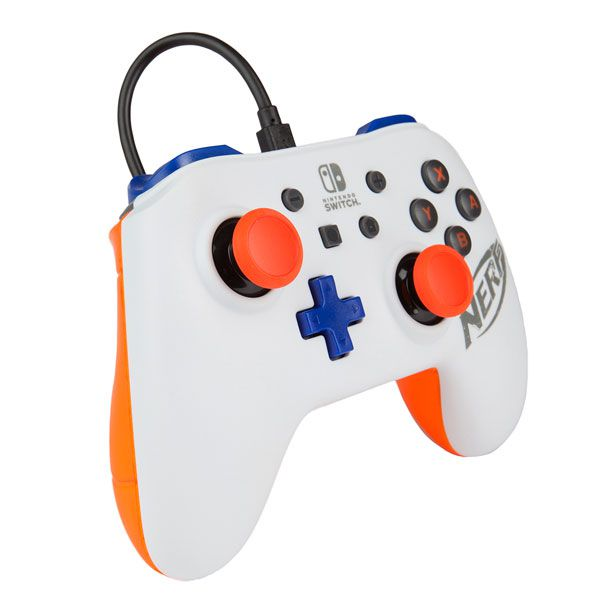 Controle Wired Nerf Powera - Nintendo Switch