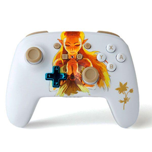 Controle Wireless Enhanced Zelda Powera - Nintendo Switch