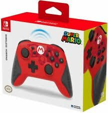 Controle  Wireless Horipad Super Mario - Nintendo Switch
