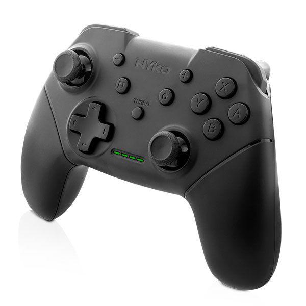 Controle Wirelles Core Nyko Preto - Nintendo Switch